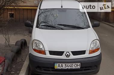 Renault Kangoo груз. 2004