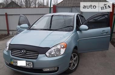 Hyundai Accent 1.6i 2007
