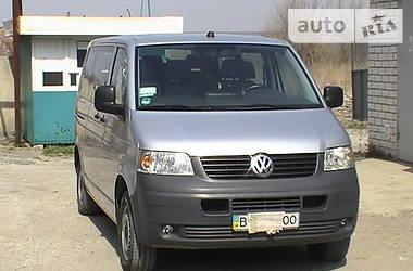 Volkswagen T5 (Transporter) пасс. TDI 2009