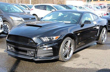 Ford Mustang GT ROUSH 2017