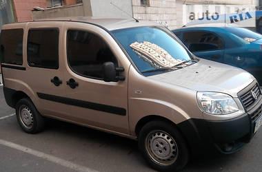 Fiat Doblo пасс. 2012