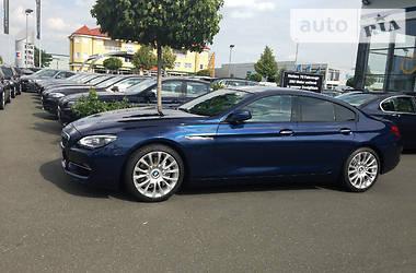 BMW 640 d Gran Coupe 2012