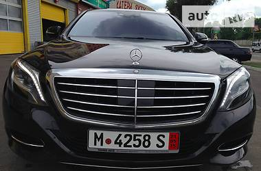 Mercedes-Benz S 350 BlueTec 4-Matic 2015