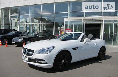 Mercedes-Benz SLK 200 2014