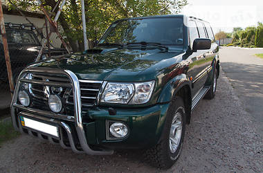 Nissan Patrol 2003