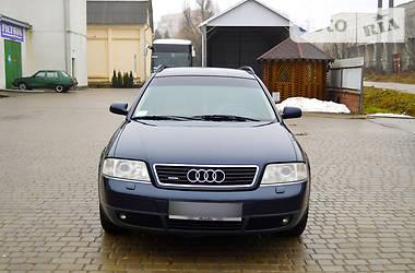 Audi A6 2.5 TDI quattro 2004