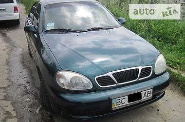 Daewoo Lanos L 1300 2001