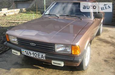 Ford Taunus ОНС-2.0 [NER] 1982