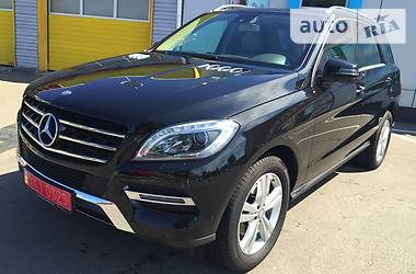 Mercedes-Benz ML 350 2015