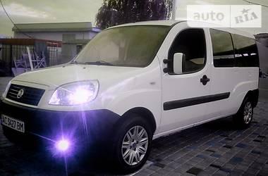 Fiat Doblo пасс. 8 місць 2008
