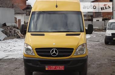 Mercedes-Benz Sprinter 311 груз. DK350CS 2007