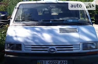 Renault Trafic груз. TXX 1998