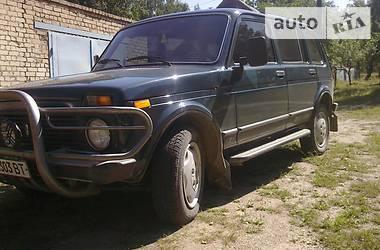 ВАЗ 2131 2002