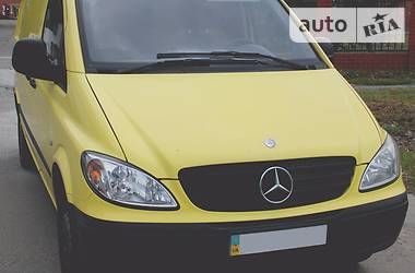 Mercedes-Benz Vito груз. 109 CDI 2007