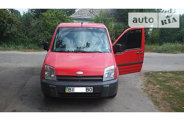 Ford Transit Connect пасс. 1.8 Di 2006