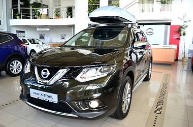 Nissan X-Trail 2.0 AT 4WD LE MAX 2017