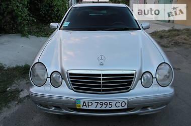 Mercedes-Benz E-Class Е 210 3.2 cdi 2001