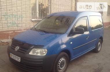 Volkswagen Caddy пасс. 2.0 2004