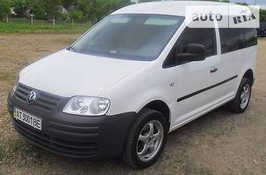 Volkswagen Caddy пасс. 4X4 2009