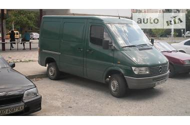 Mercedes-Benz Sprinter 208 груз. 1996