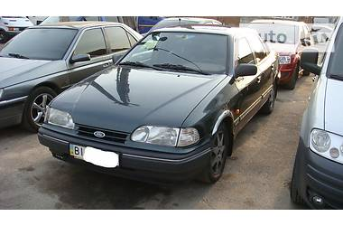 Ford Scorpio Limited Edition 1992