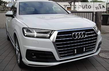 Audi Q7 S-Line Matrix LED 2015