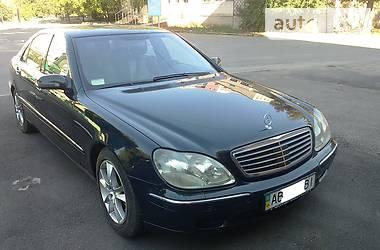 Mercedes-Benz S 400 LONG 2000