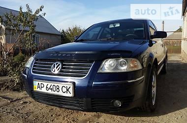 Volkswagen Passat B5 4 motion 2001