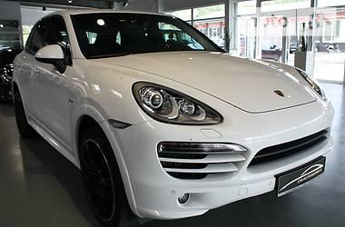 Porsche Cayenne  Sport Design 2015