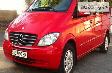Mercedes-Benz Viano пасс. VIANO TREND 2004