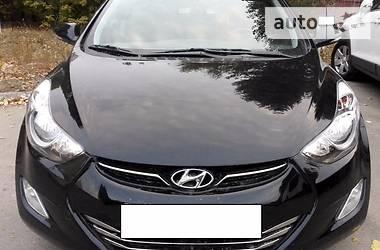 Hyundai Elantra MD 2013
