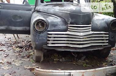 ГАЗ 20 1955
