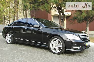 Mercedes-Benz S 500 LONG RESTYLING AMG 2006