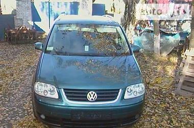 Volkswagen Touran 1.6 FSI 2004
