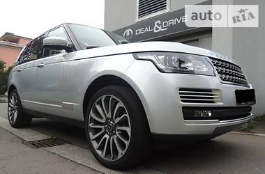 Land Rover Range Rover 3.0D Vogue 2014