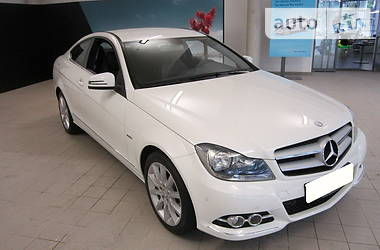 Mercedes-Benz C-Class 250 CDI Coupe 2012
