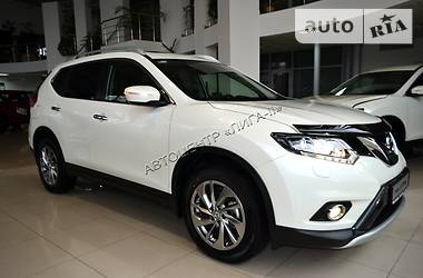Nissan X-Trail 2.5 AT MAX LE Style 2017