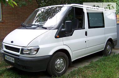 Ford Transit Van 2005
