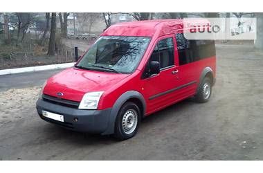 Ford Transit Connect пасс. 1.8 TDCi 2003