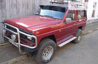 Nissan Patrol K160 1987