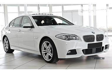 BMW 535 xd M-Sportpaket 2013