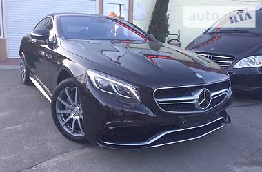 Mercedes-Benz S 500 Coupe 2017