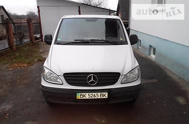 Mercedes-Benz Vito груз. 111 CDI 2006