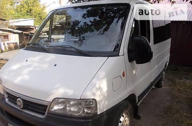 Fiat Ducato пасс. 2005