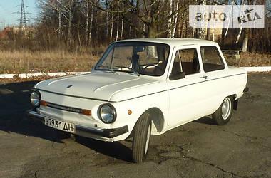 ЗАЗ 968 1992