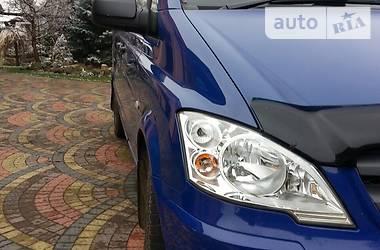 Mercedes-Benz Vito пасс. 133 СDI 2011