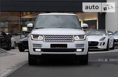 Land Rover Range Rover .4 D Vogue 2013