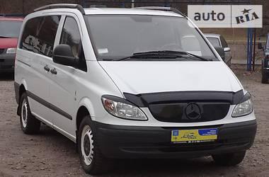 Mercedes-Benz Vito пасс. 109 2005