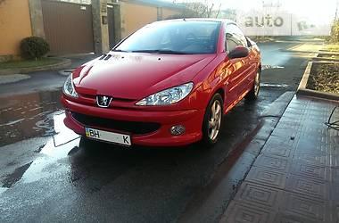 Peugeot 206 СС 1.6i 2005