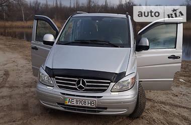 Mercedes-Benz Vito пасс. 2009